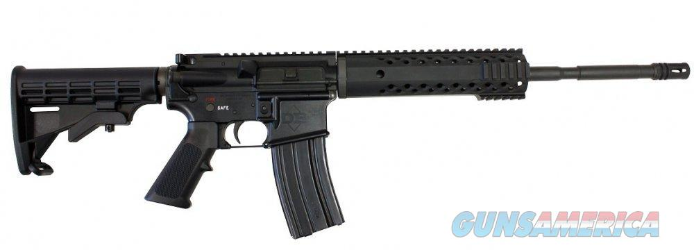 Diamondback CC-15B Black Barrel AR 5.56 - .223 Rifle  Guns > Rifles > D Misc Rifles