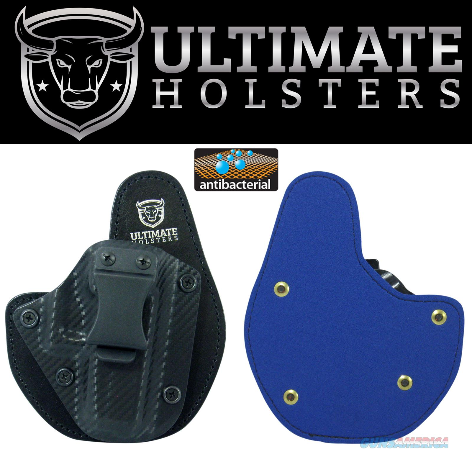 S&W Bodyguard 380 No Laser Cloud Tuck Rapid Hybrid Holster- Most Comfortable Holster- Antimicrobial Padding   Non-Guns > Holsters and Gunleather > Concealed Carry