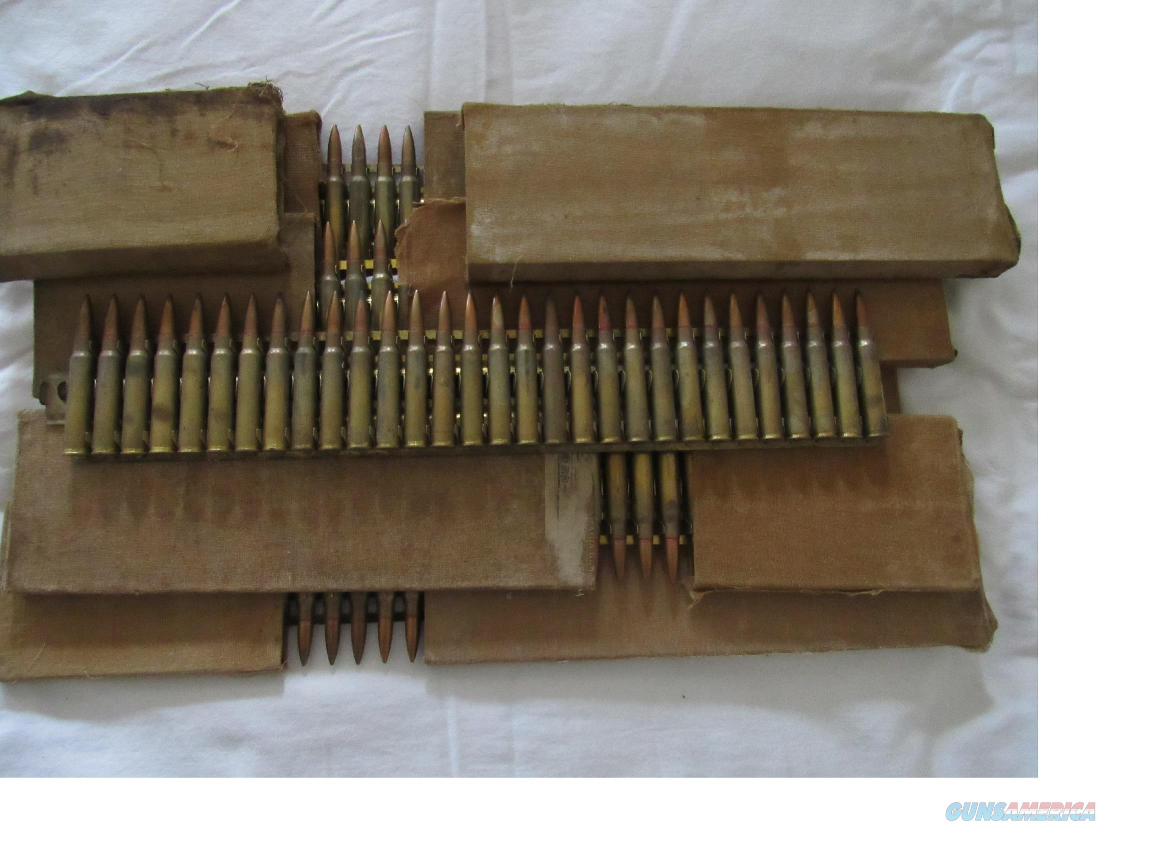 30 rds WWII Japanese 7.7 x 58 machine Gun Ammo in Boxes  Non-Guns > Ammunition