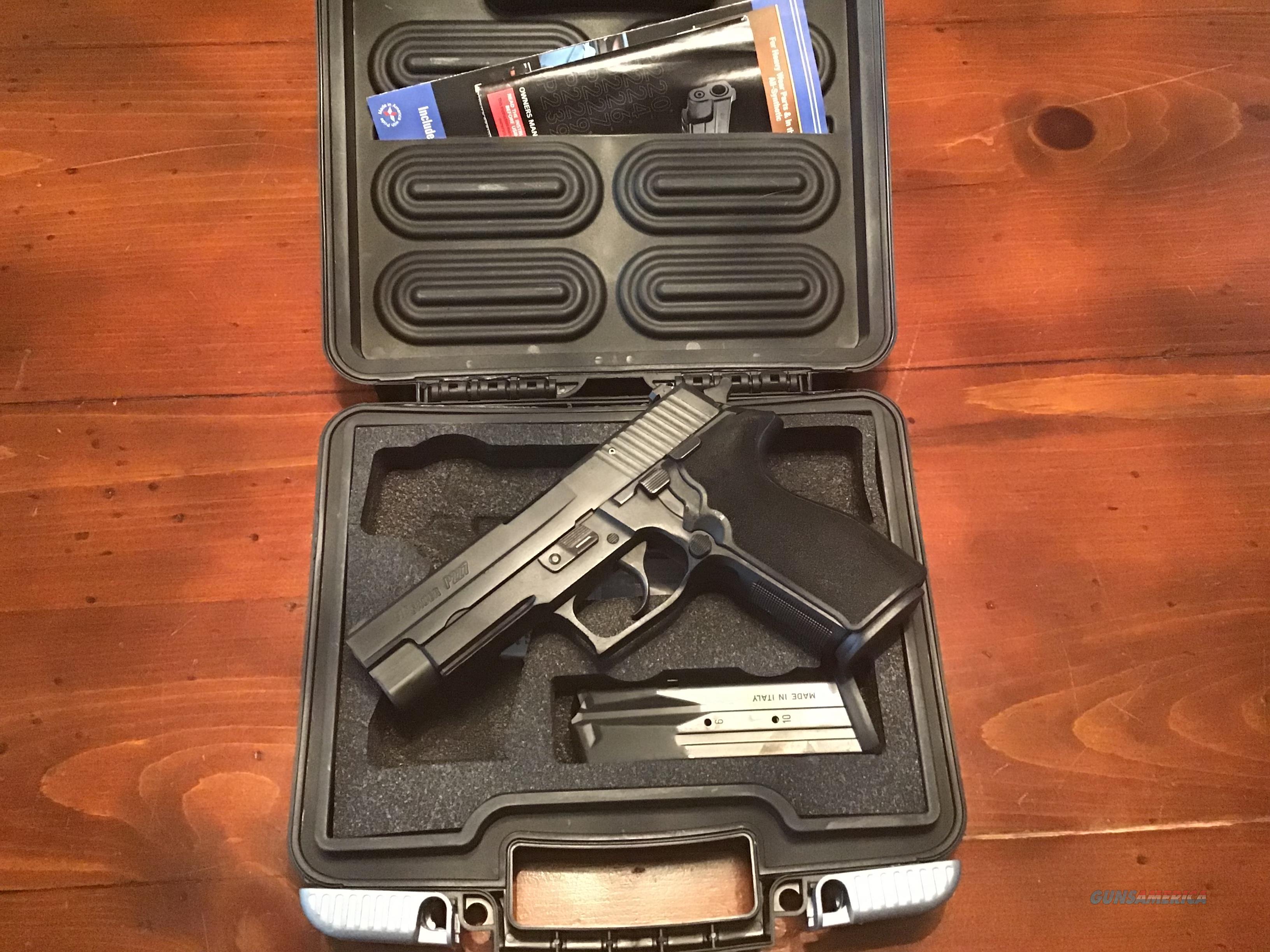 Sig Sauer P227  Guns > Pistols > Sig - Sauer/Sigarms Pistols > P227