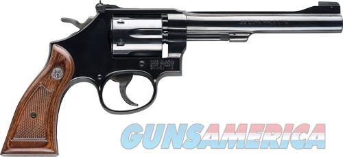 "Smith & Wesson 17 Classic 22lr 6"" inch  Guns > Pistols > Smith & Wesson Revolvers > Med. Frame ( K/L )"