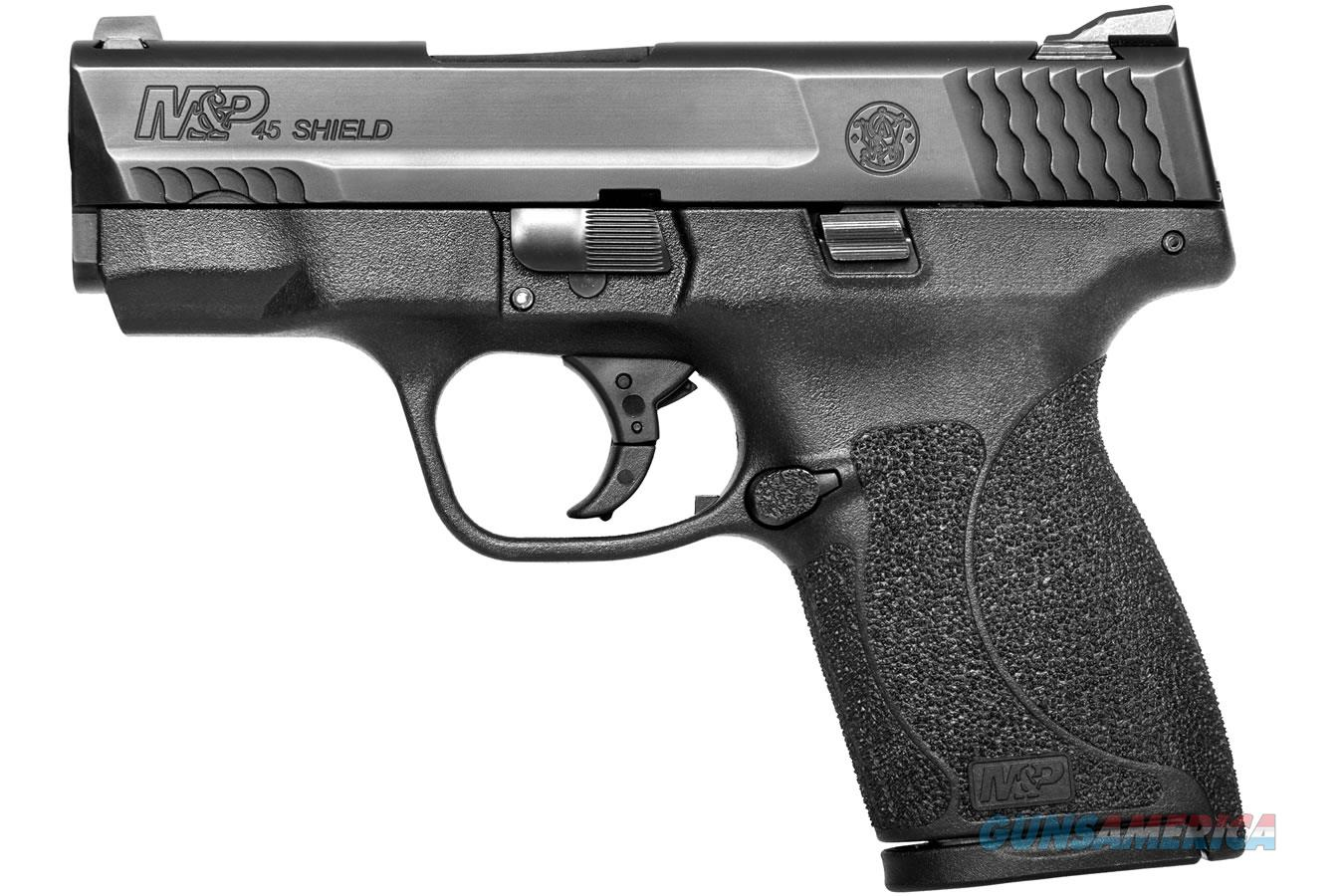 **  BNIB SMITH & WESSON S&W SW SHIELD .45 ACP W/OUT THUMB SAFETY!!!  Guns > Pistols > Smith & Wesson Pistols - Autos > Shield