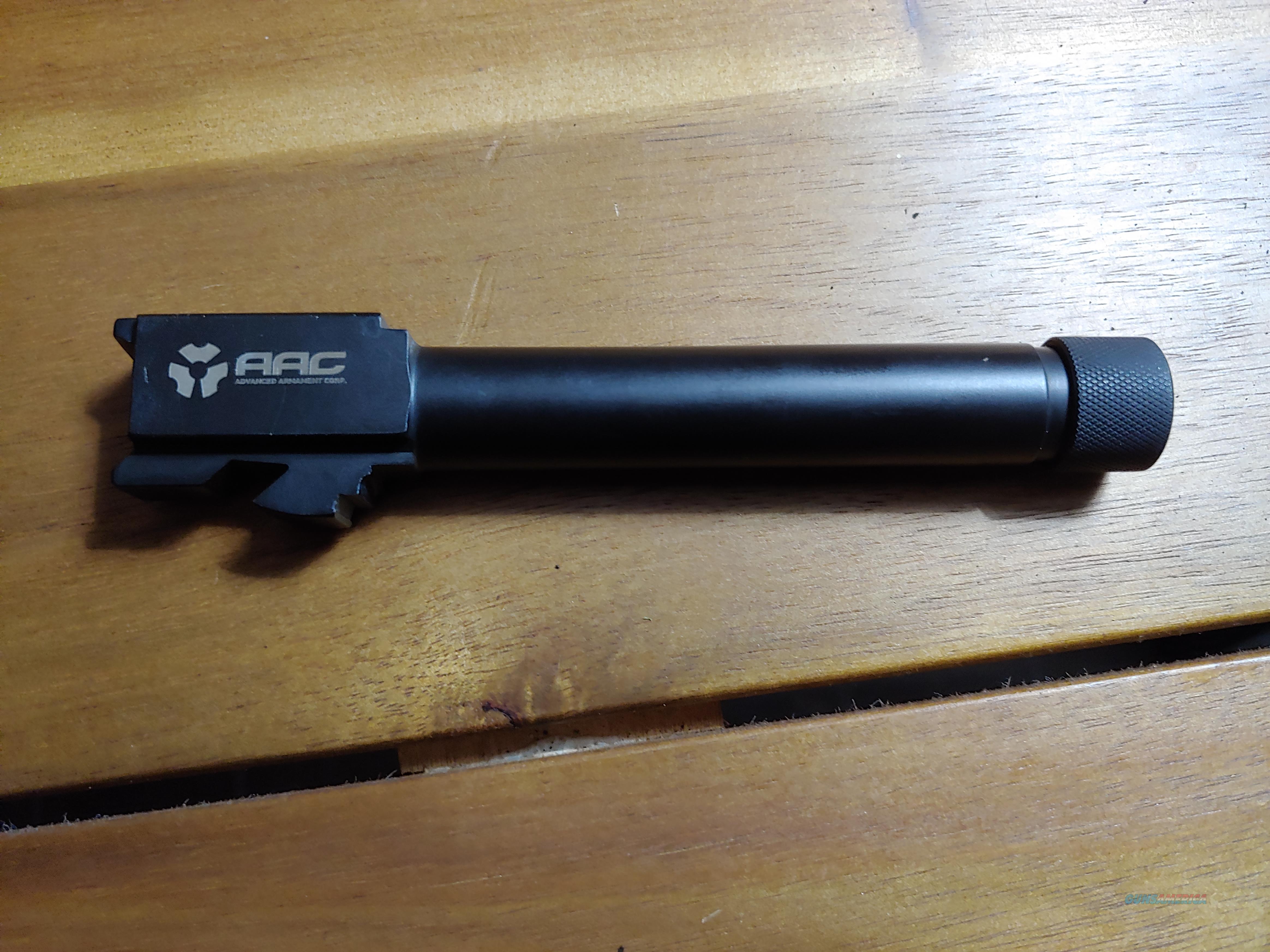 AAC Glock 21 threaded barrel  Non-Guns > Barrels