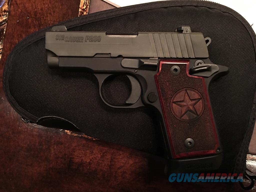 SIG SAUER P238 TEXAS EDITION   Guns > Pistols > Sig - Sauer/Sigarms Pistols > P238