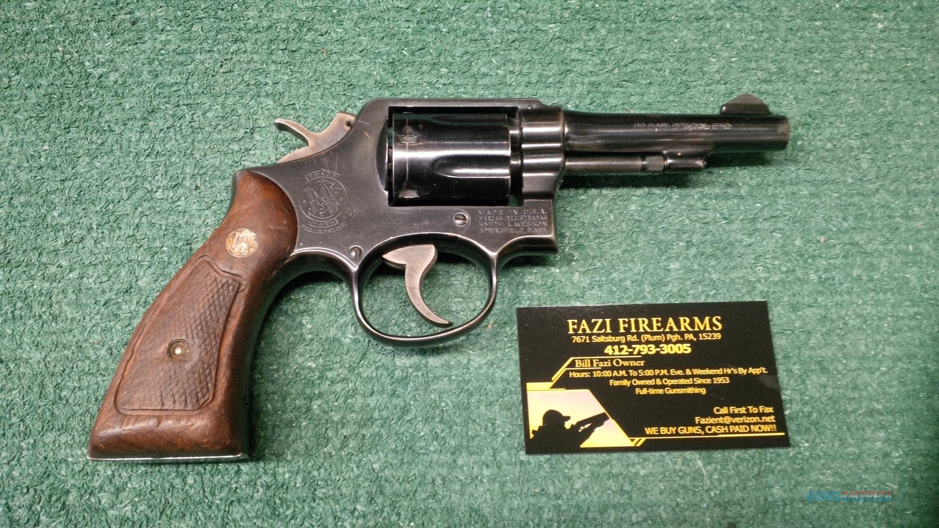 Smith & Wesson 10-5 .38 Special Revolver   Guns > Pistols > Smith & Wesson Revolvers > Med. Frame ( K/L )