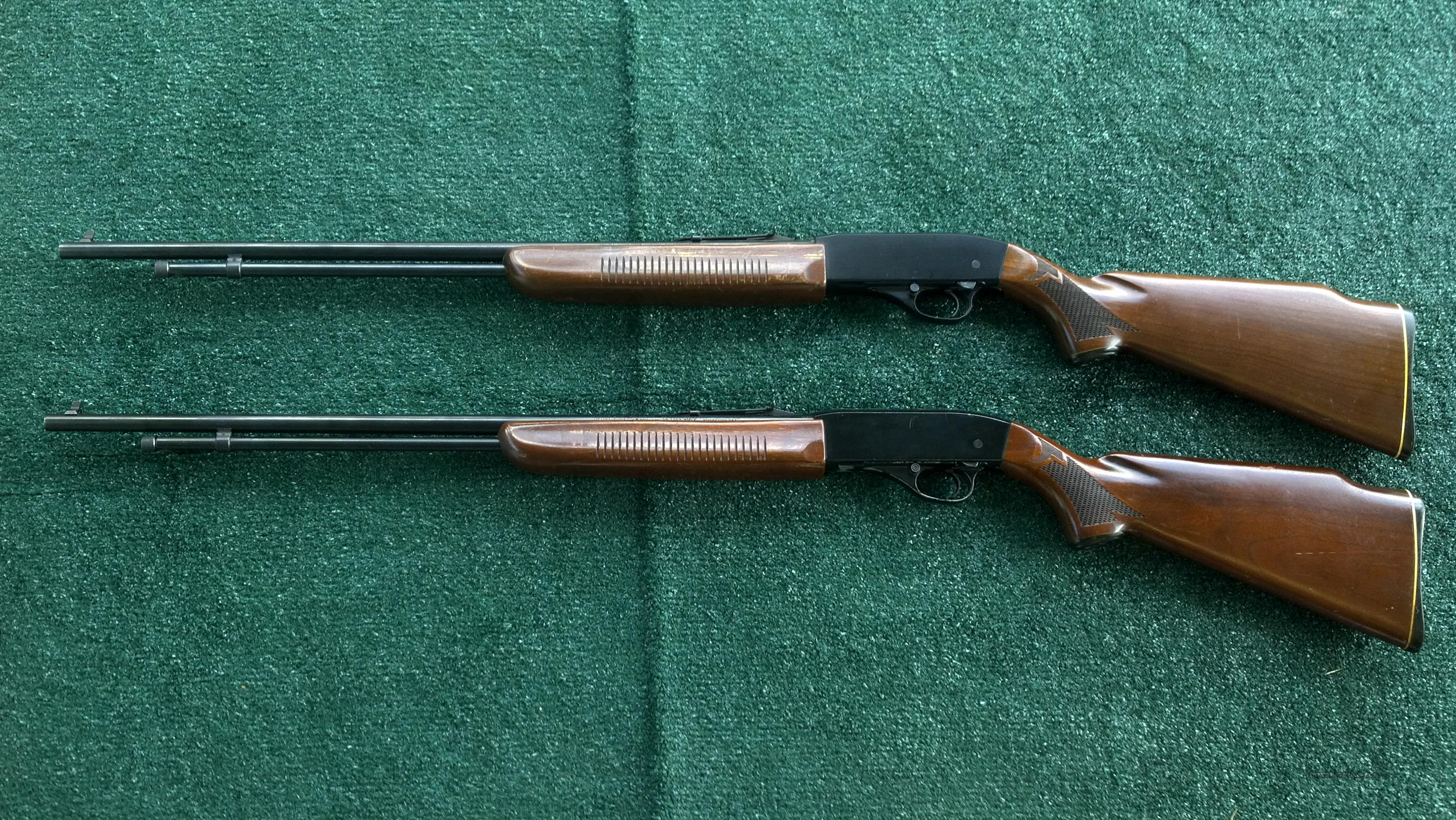 High Standard Sport King P1011 .22 (Short, Long or LR) Pump-Action Rifle   Guns > Rifles > High Standard Rifles