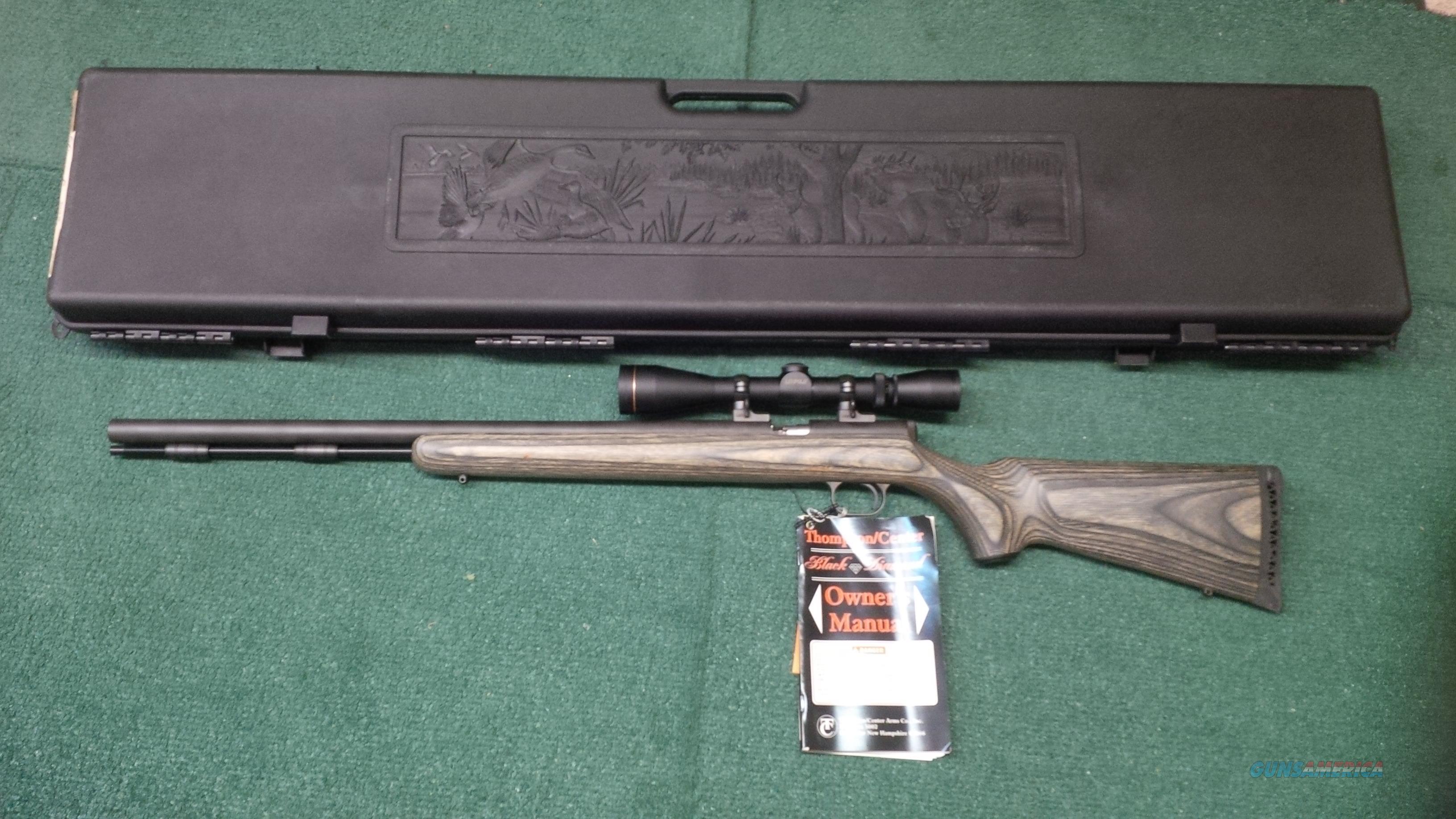 Thompson Center Arms Millennium Black Diamond .50 Caliber In Line   Guns > Rifles > Thompson Center Muzzleloaders > Inline Style
