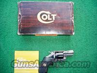 Colt Detective Special  .38 special 6 shot revolver  Guns > Pistols > Colt Double Action Revolvers- Modern