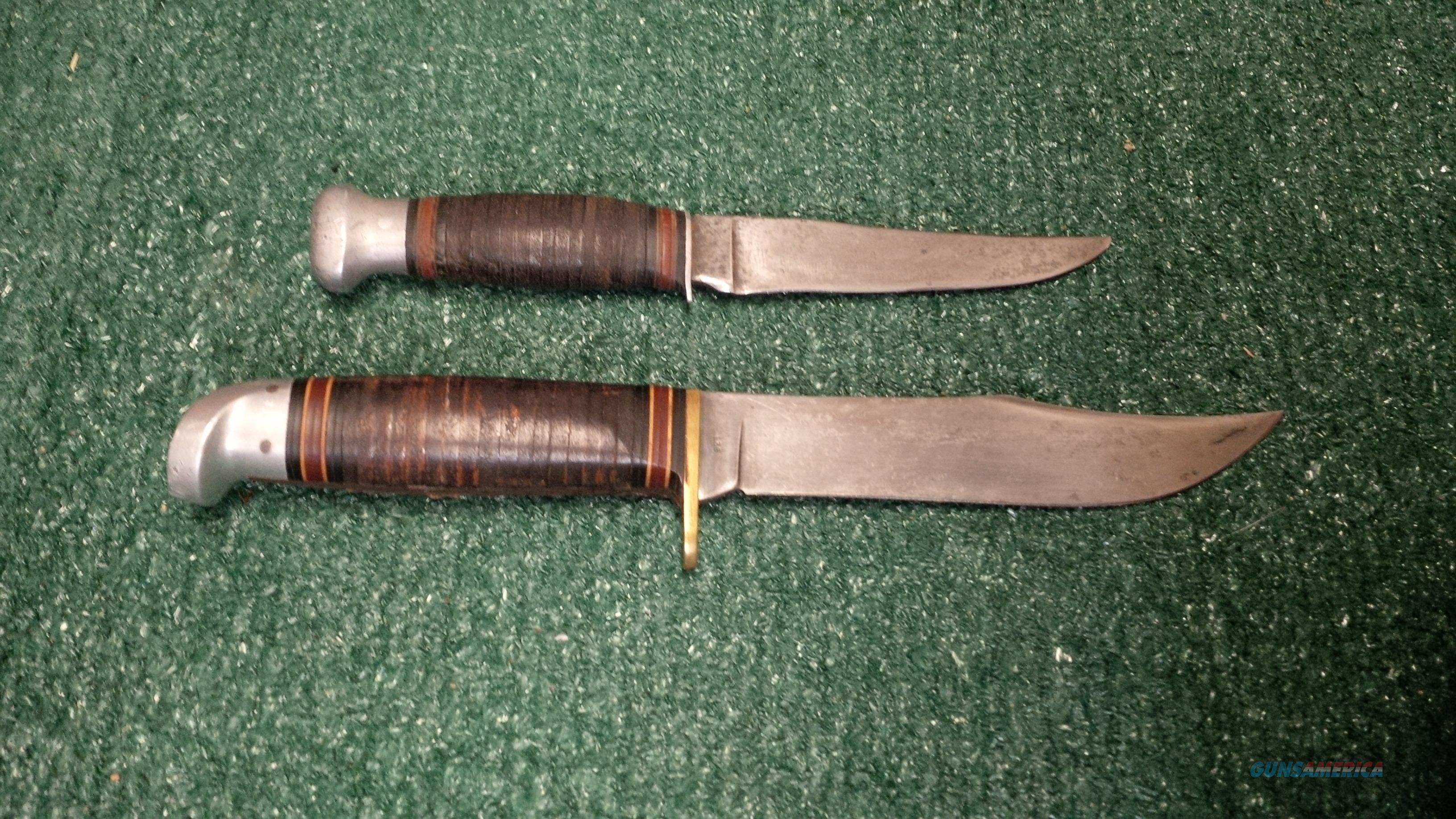 Western Knife L36 /  Pal RH-70 Knife  Non-Guns > Knives/Swords > Knives > Fixed Blade > Hand Made