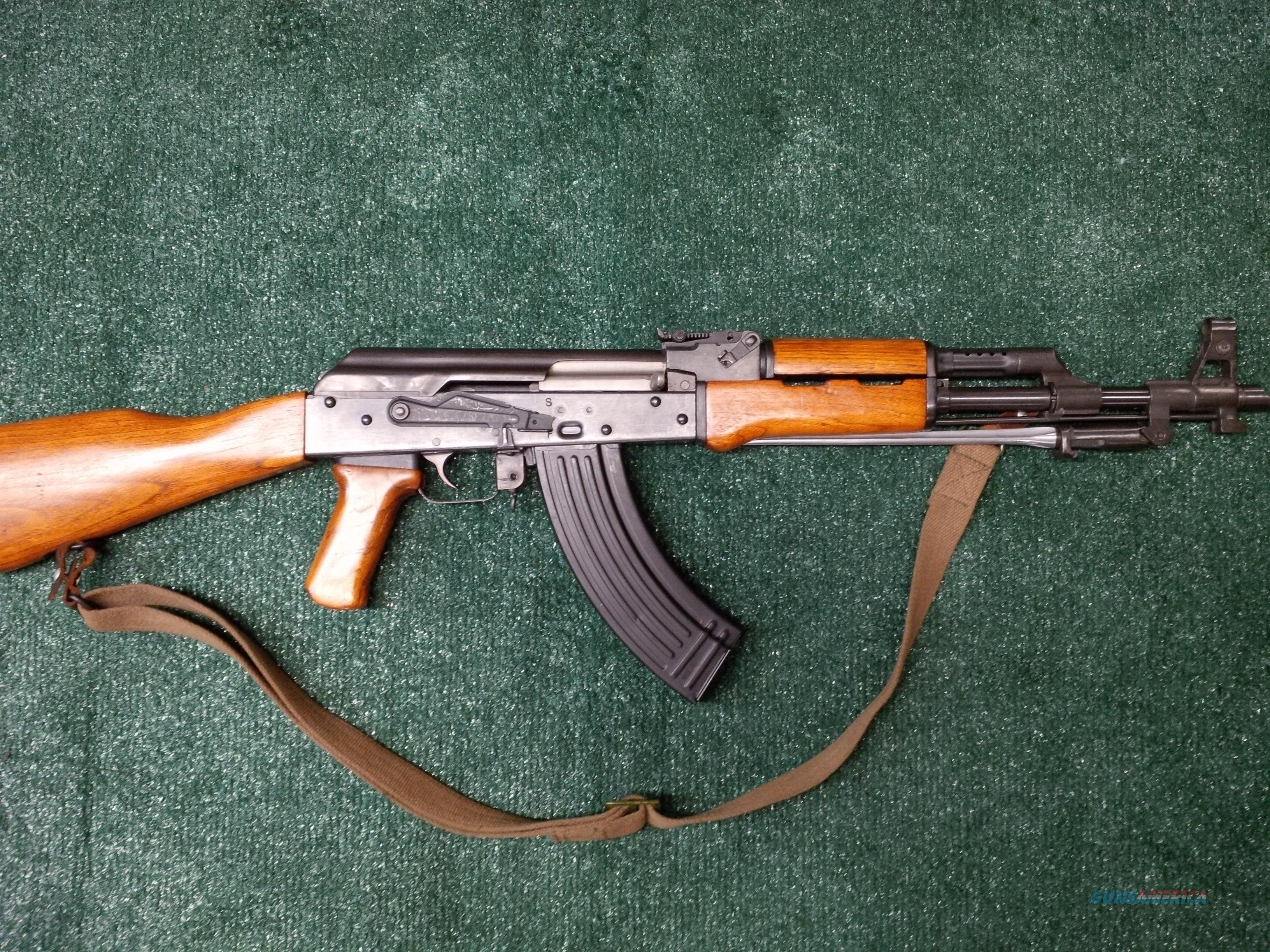 B-West AK 47 Semi Auto Rifle 7.62x39 Caliber PRICE REDUCED!!! Was $1995.00  Guns > Rifles > AK-47 Rifles (and copies) > Full Stock