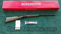 Winchester Model 1885 Low Wall .22 Long Rifle  Winchester Rifles - Modern Bolt/Auto/Single > Single Shot