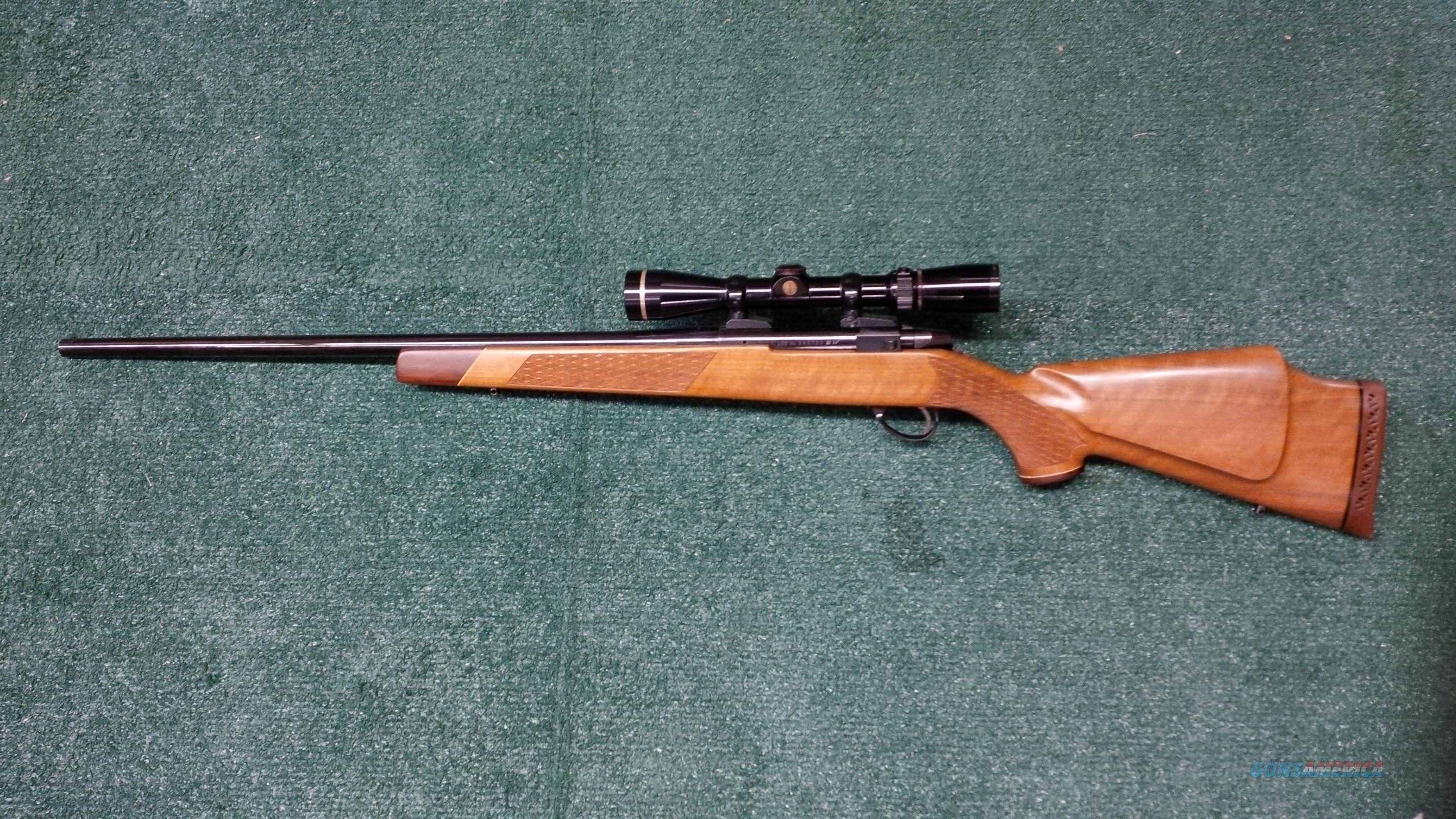Sako Forester Deluxe .243 Winchester With Leupold 2.5x8 Vari-X-III  Guns > Rifles > Sako Rifles > Other Bolt Action