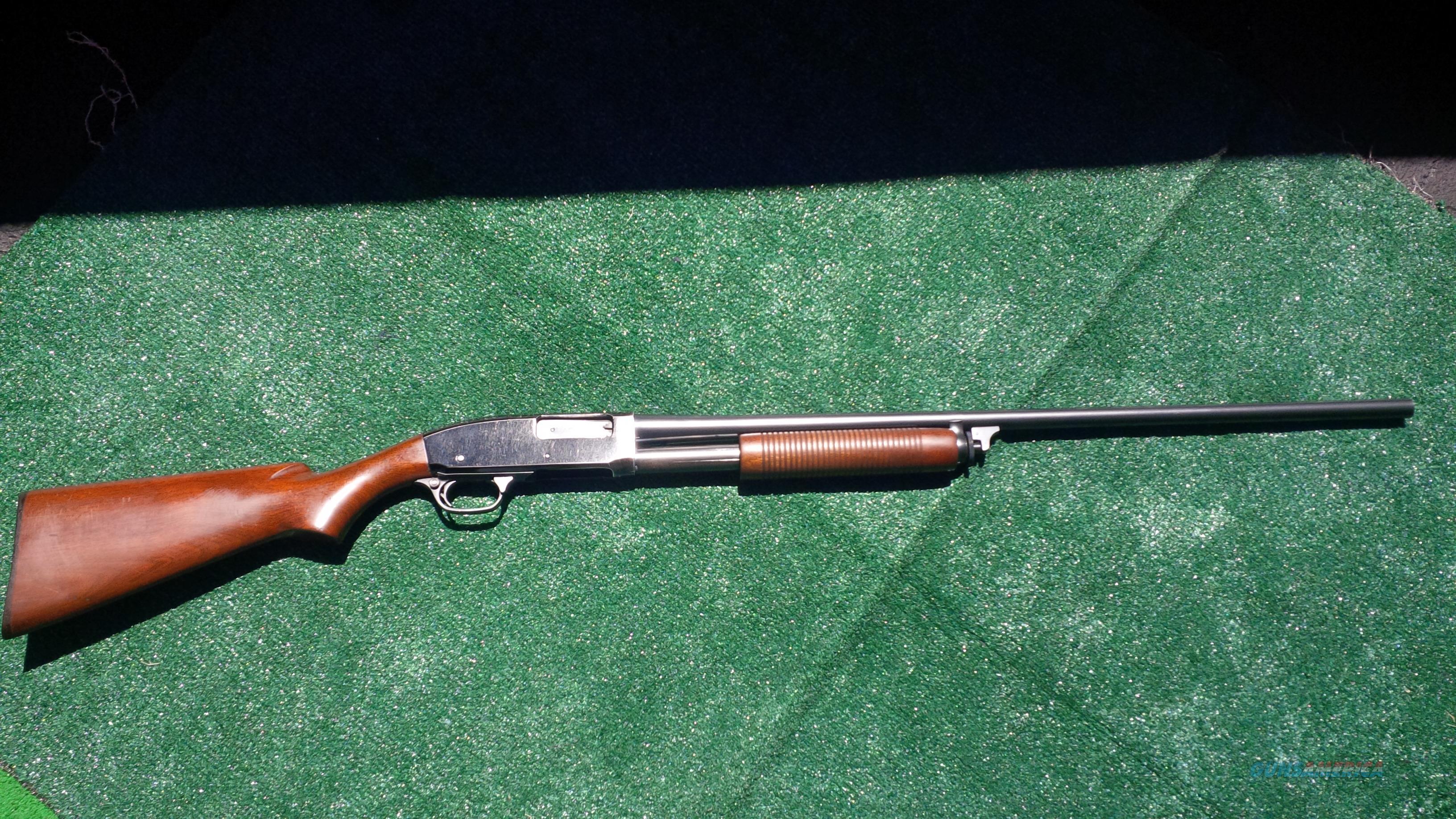 Remington 31L 20 gauge pump shotgun for sale