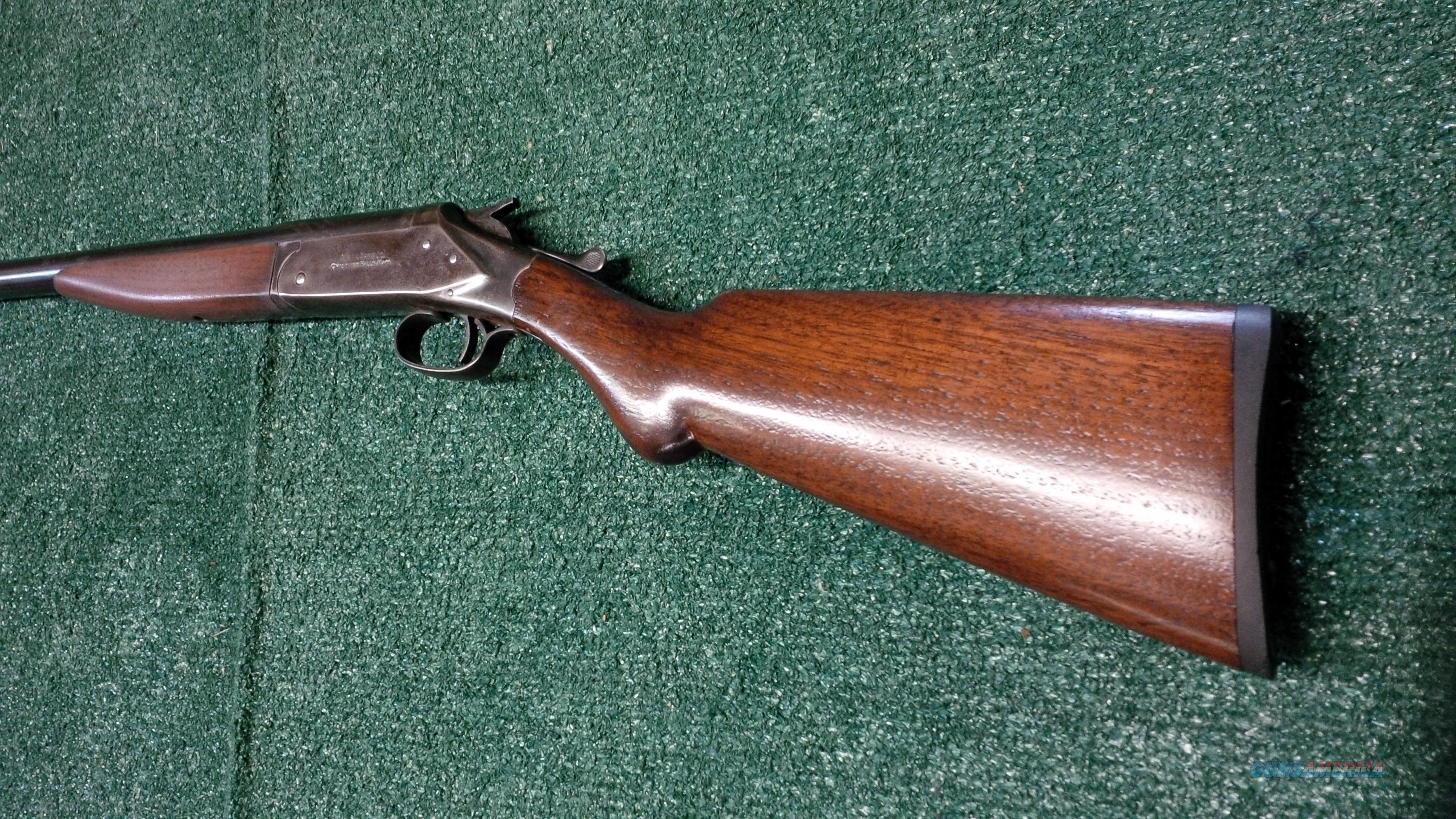 "Mass Arms Co. (J. Stevens Arms) 12 Gauge Single Shot Break Open 30"" Full Choke Shotgun  Guns > Shotguns > Stevens Shotguns"