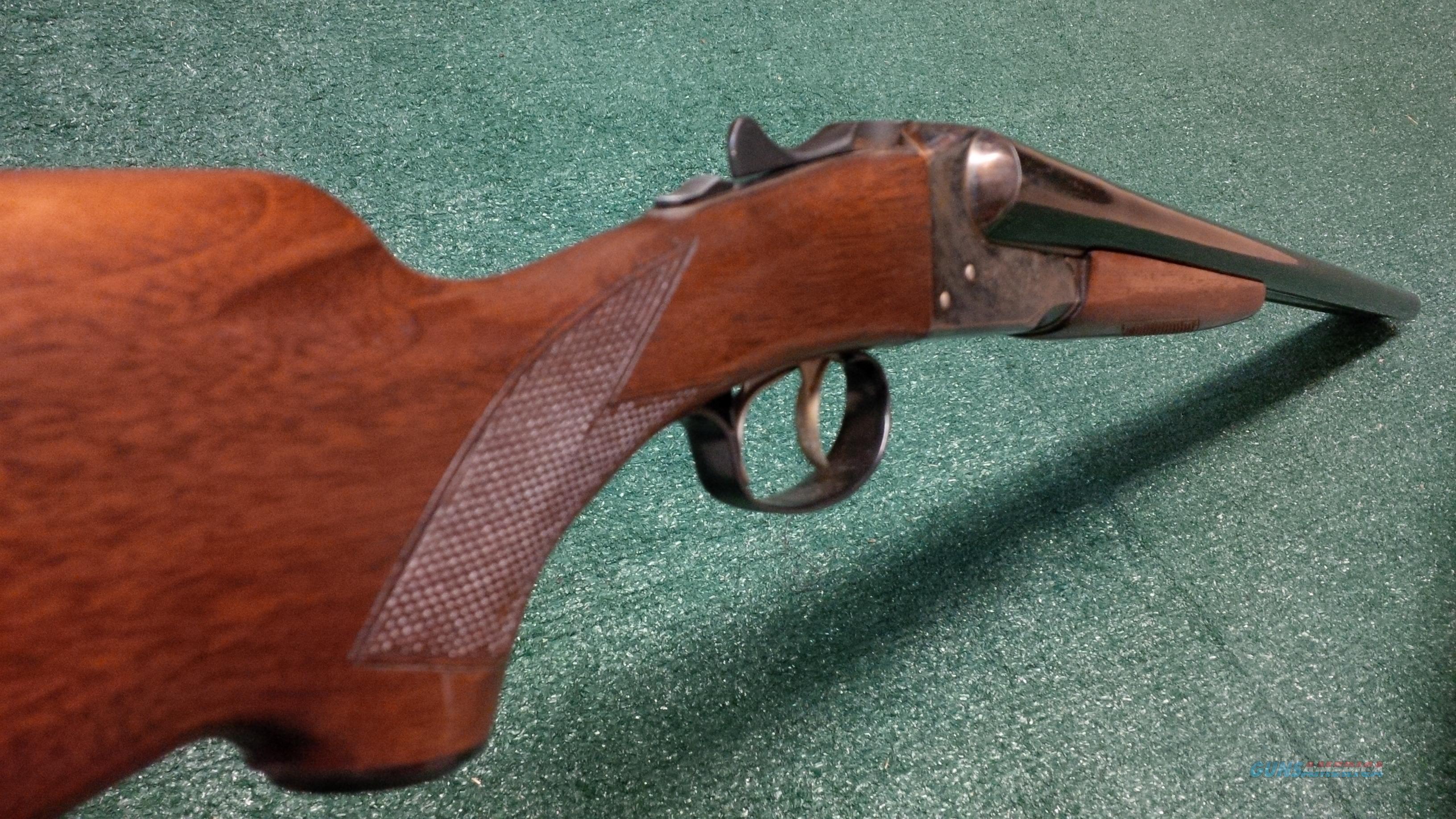 Savage/Fox Model B 12 gauge SxS shotgun   Guns > Shotguns > Savage Shotguns