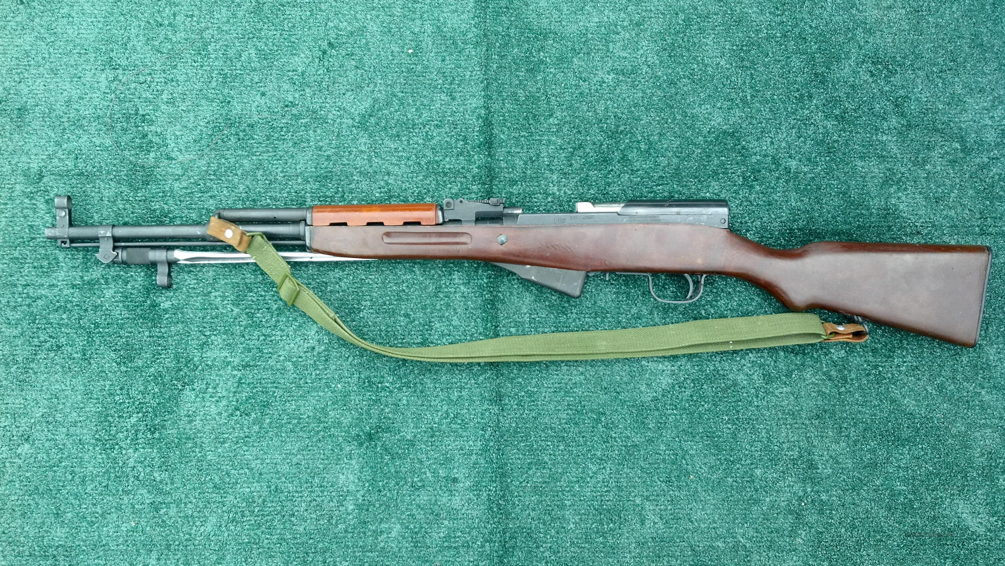 Norinco SKS 7.62x39mm rifle  Guns > Rifles > Norinco Rifles