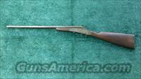 Remington 1902 Model 6 .22 Single Shot Rolling Block Rifle  Guns > Rifles > Remington Rifles - Modern > Other