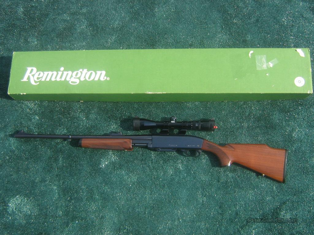 Remington Model 7600 .30-06 Pump Action Rifle for sale