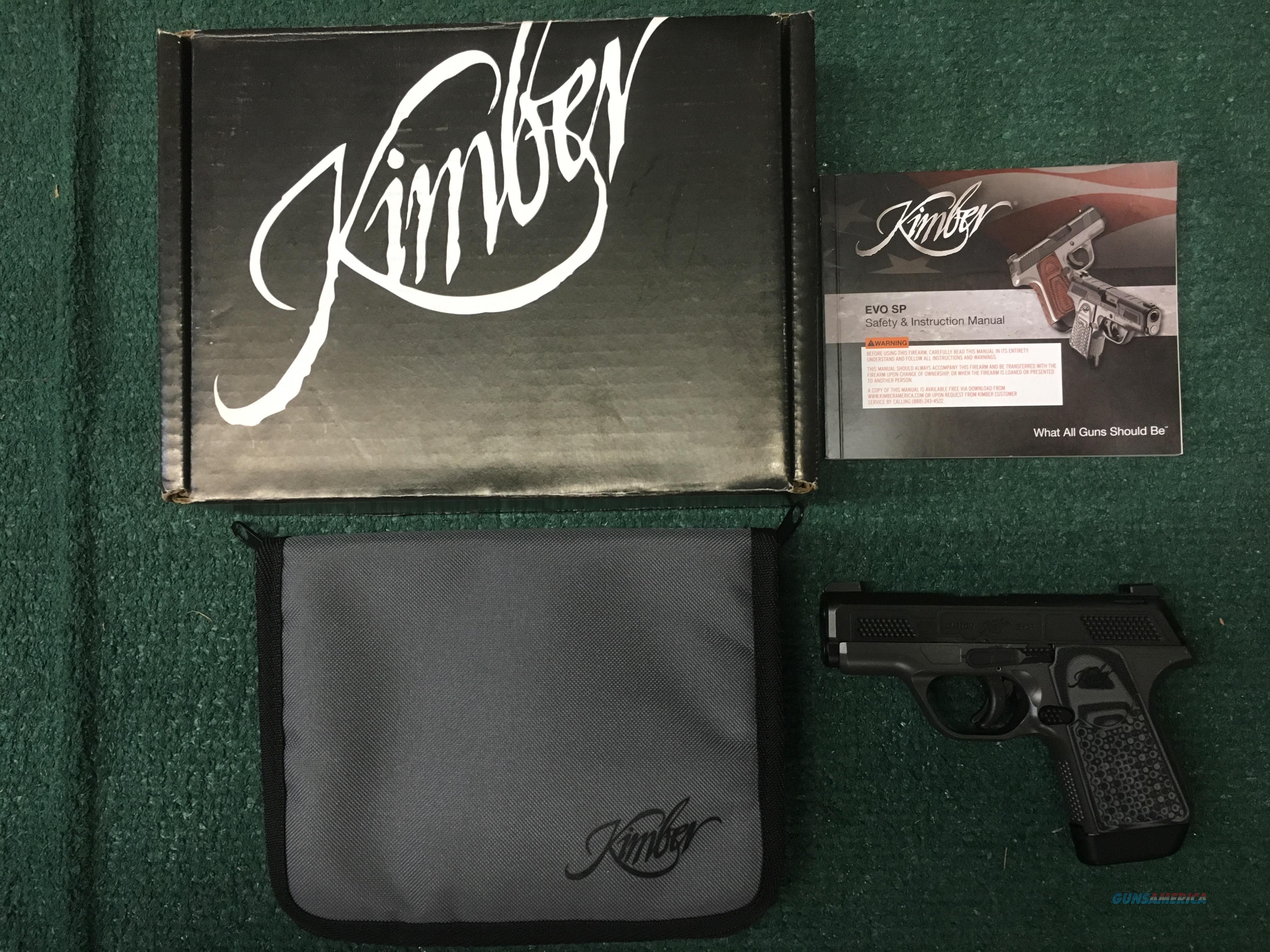 Kimber  Guns > Pistols > Kimber of America Pistols > Micro 9