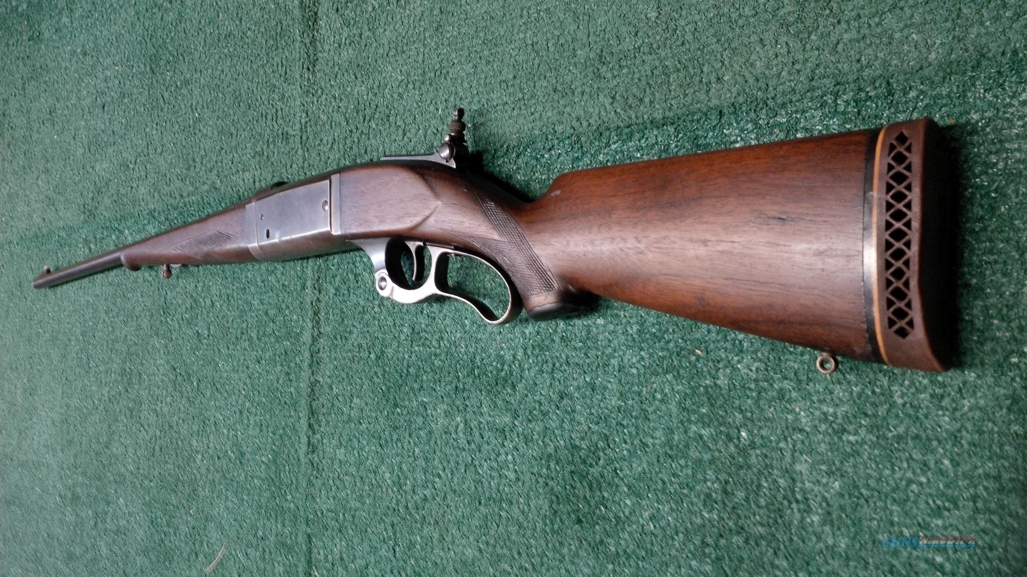 Savage Model 99 .30-.30 Winchester Take Down Lever Action Rifle PRICE REDUCED WAS $845. NOW $750.!!!   Guns > Rifles > Savage Rifles > Model 95/99 Family