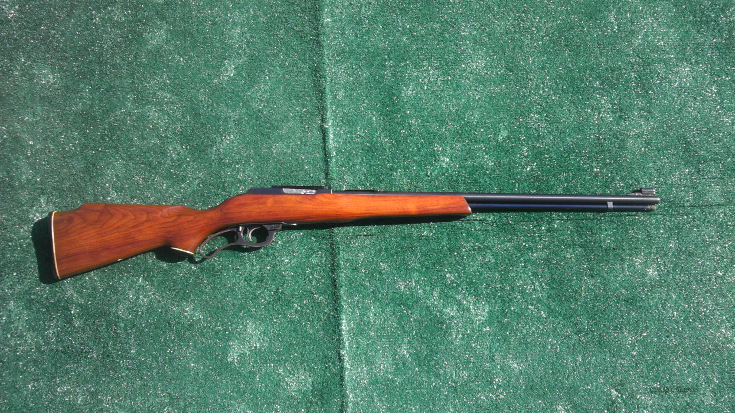 Marlin 57-M  Lever Action .22 Magnum  Guns > Rifles > Marlin Rifles > Modern > Lever Action