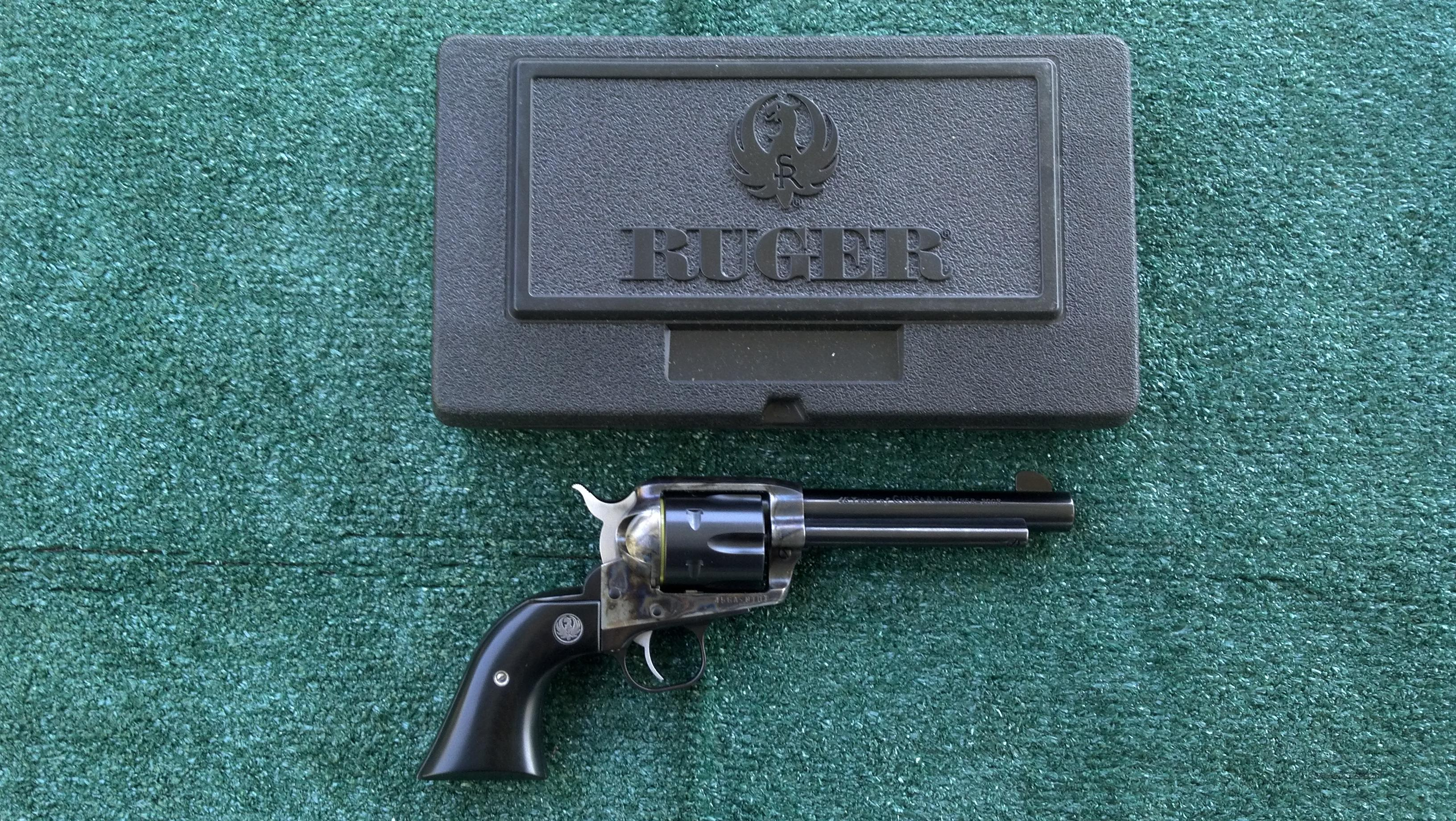 Ruger Vaquero .45 Long Colt 45th Anniversary 6-shot Revolver  Guns > Pistols > Ruger Single Action Revolvers > Single Six Type