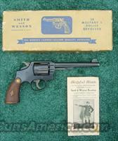 Smith And Wesson .38 Military and Police .38 S&W Special Caliber  Smith & Wesson Revolvers > Pre-1945