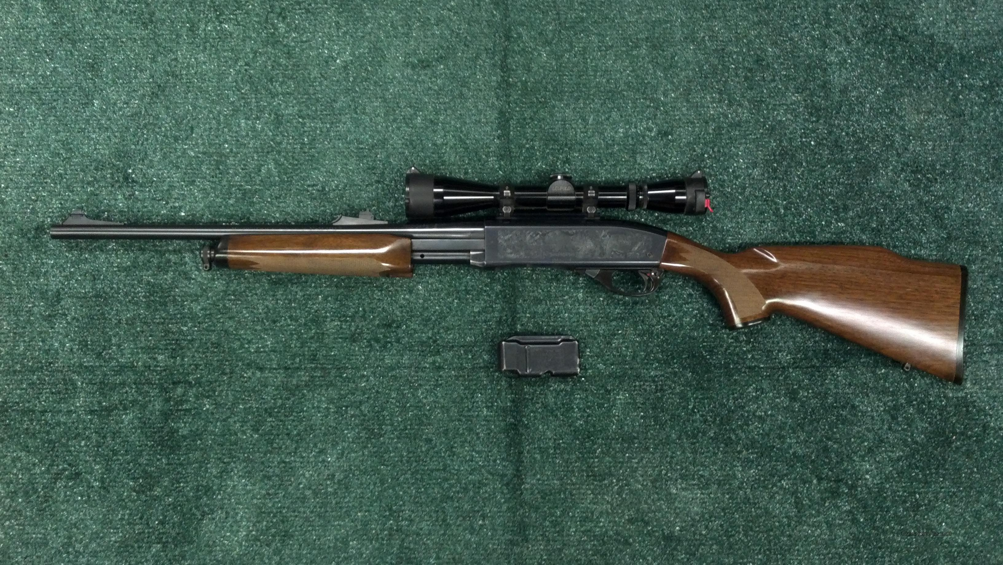 Remington 7600 .30-06 Pump Action Rifle for sale