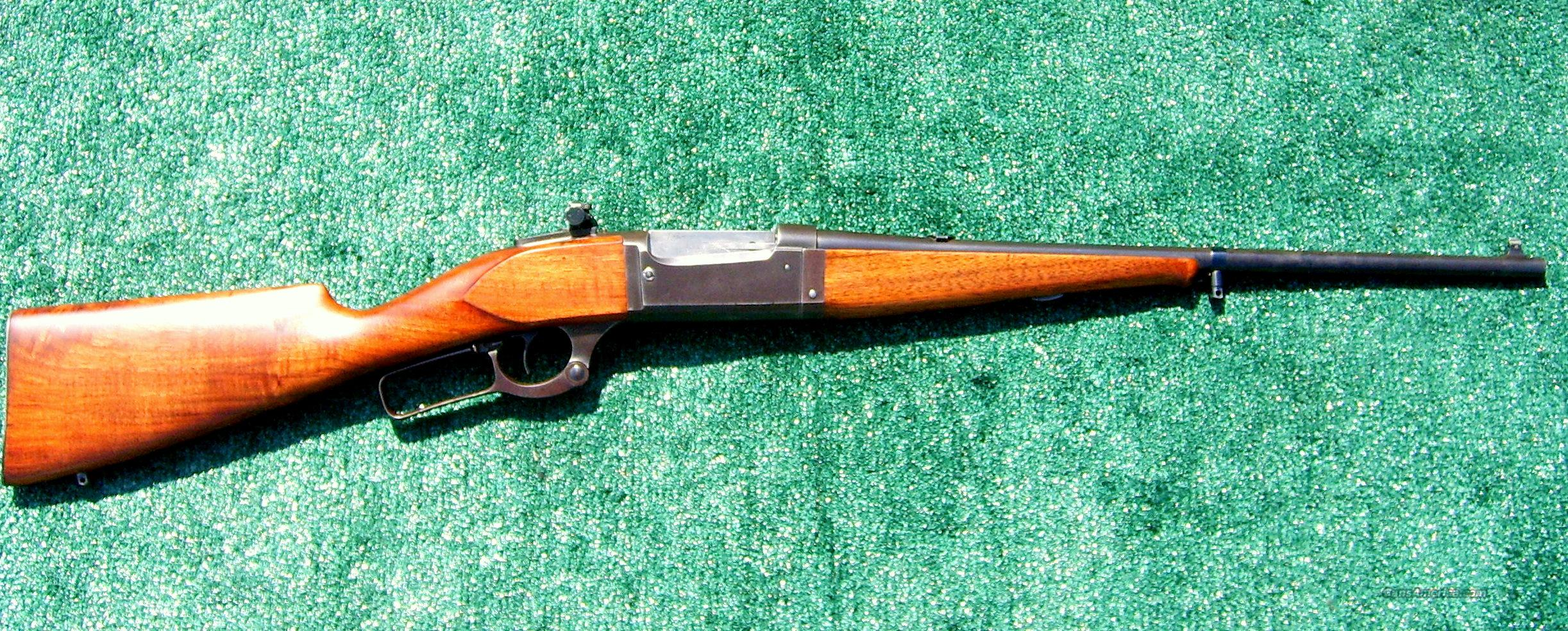 Savage Model 1899 Take Down .22 Hi Power Lever Action Rifle  Guns > Rifles > Savage Rifles > Model 95/99 Family
