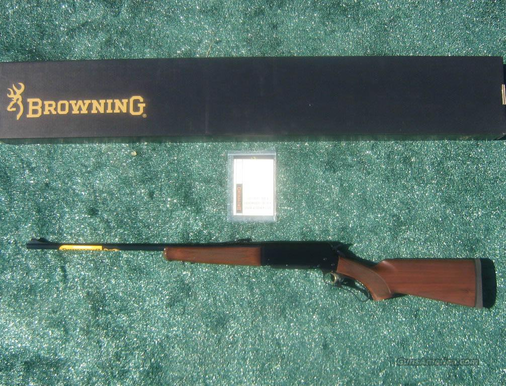 Browning BLR 7MM Remington Magnum  Guns > Rifles > Browning Rifles > Lever Action