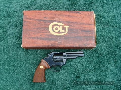 Colt Trooper MK III .22LR Double Action Revolver  Guns > Pistols > Colt Double Action Revolvers- Modern