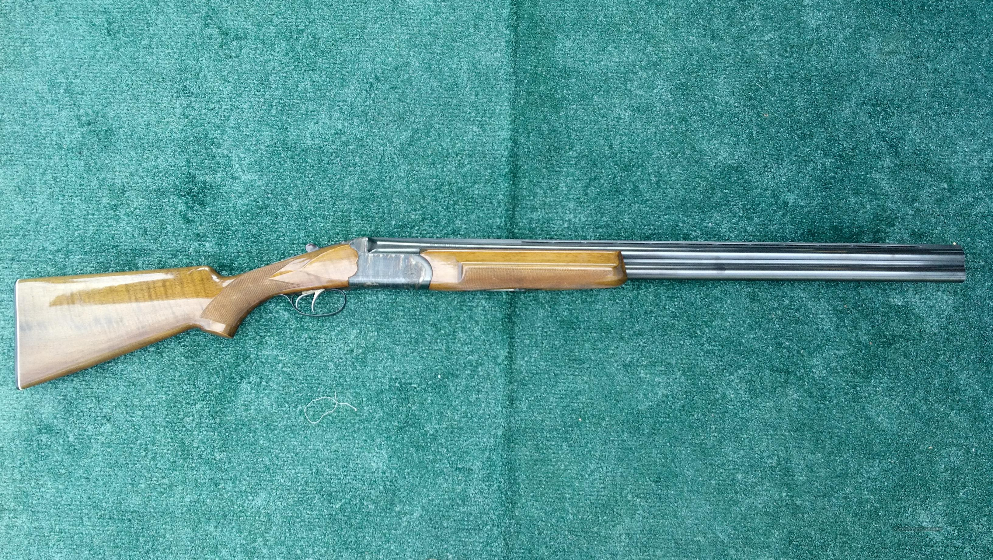 Mauser Model 71E 12 gauge Over/Under Shotgun  Guns > Shotguns > MN Misc Shotguns
