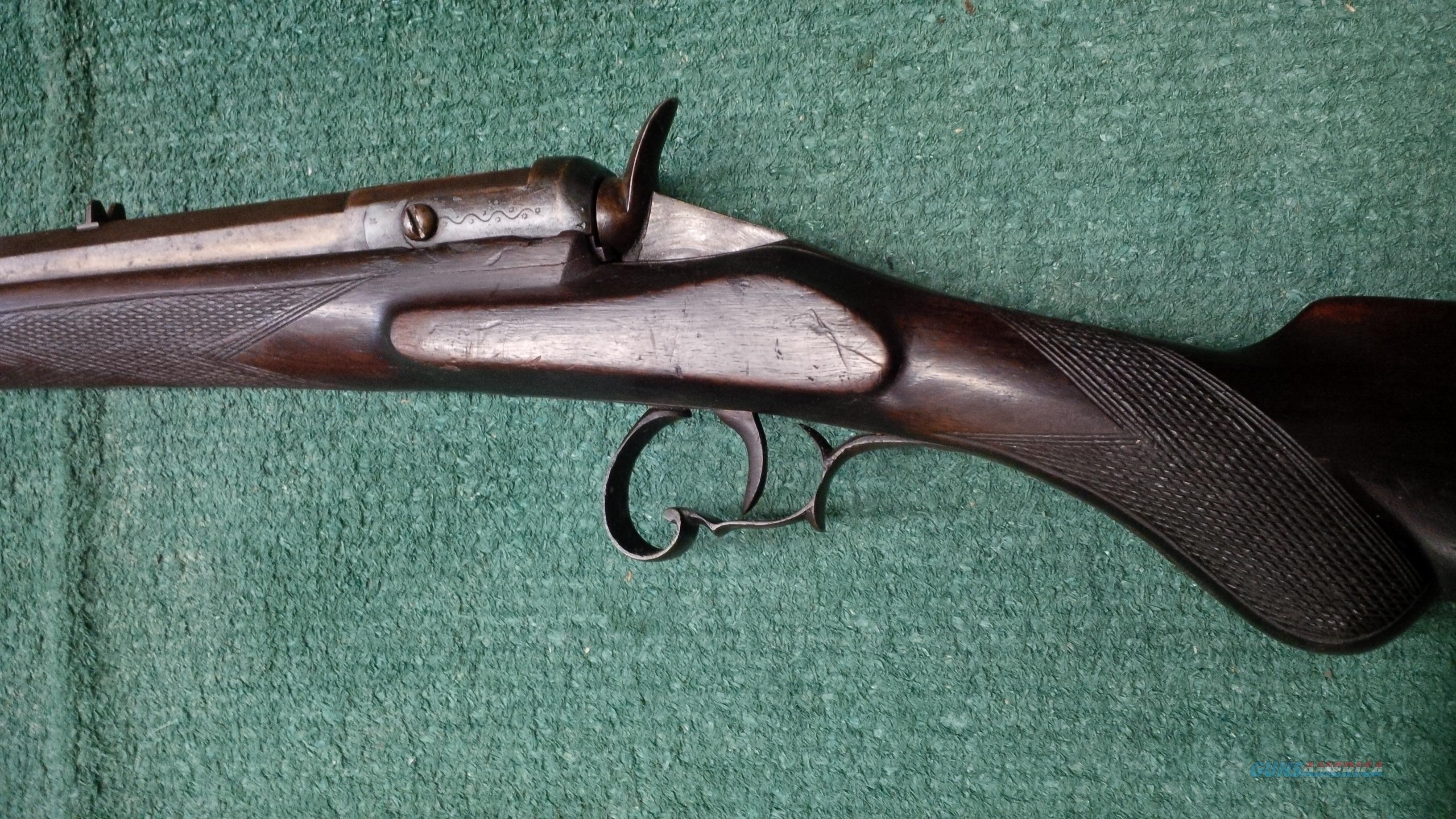 Flobert Rifle (Belgian)? .22LR   Guns > Rifles > F Misc Rifles