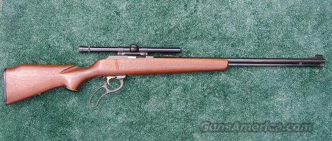 Marlin Model 57-M .22 Magnum Lever Action Rifle  Guns > Rifles > Marlin Rifles > Modern > Lever Action
