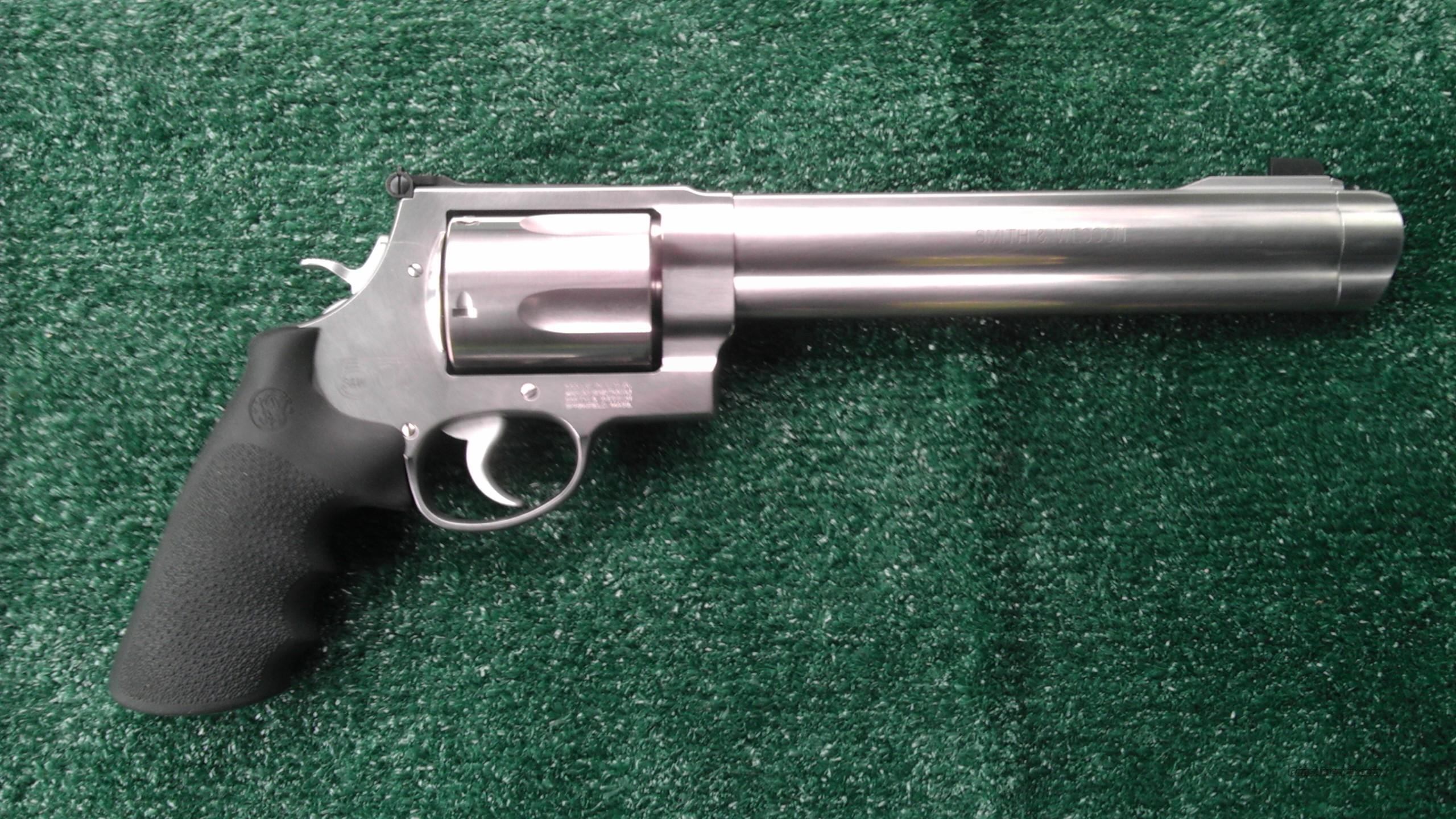 Smith & Wesson .500 Magnum  Guns > Pistols > Smith & Wesson Revolvers > Full Frame Revolver