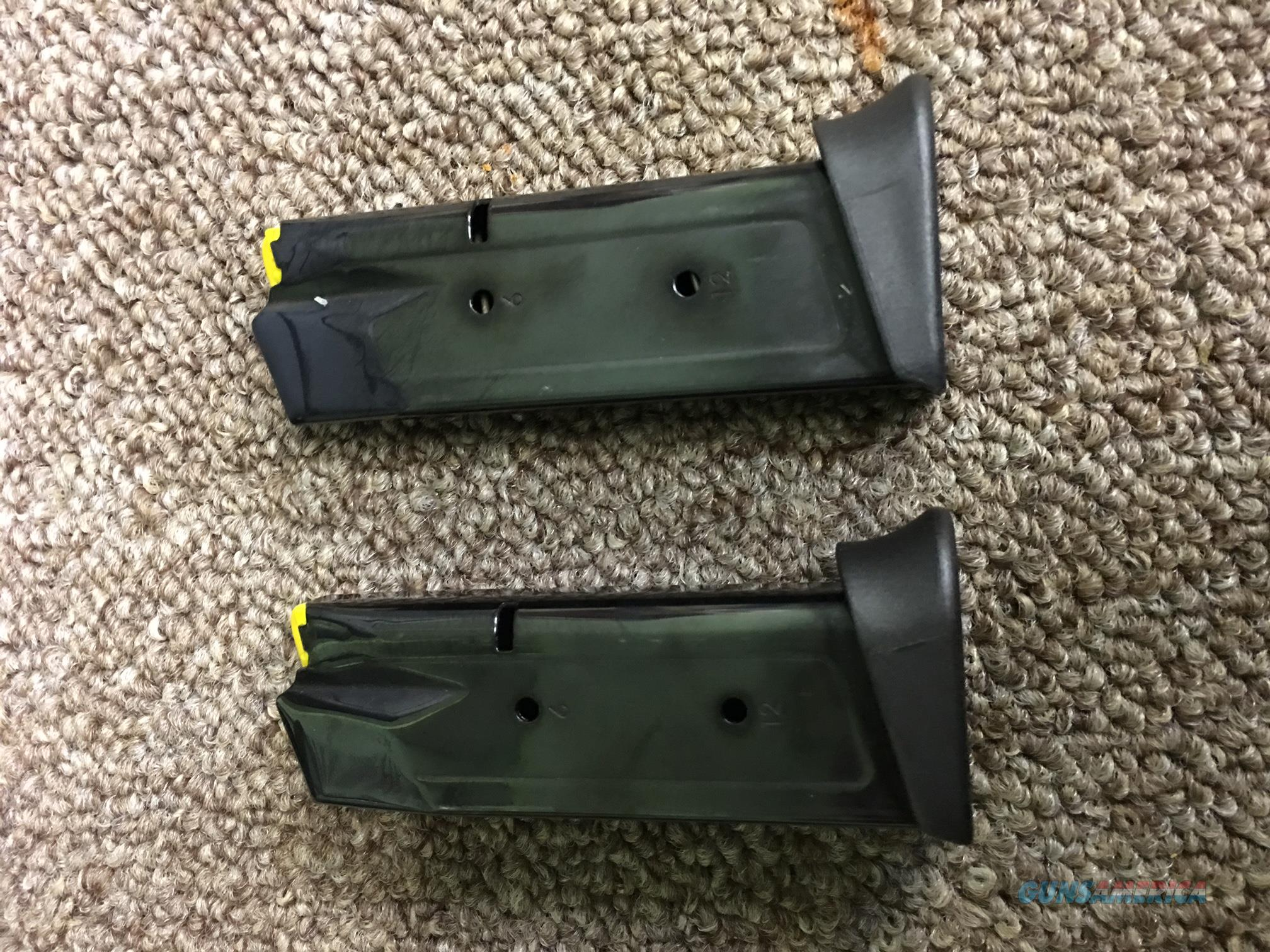SET OF 2 TAURUS PT111 G2 9MM 12 ROUND FACTORY MAGAZINES FREE SHIPPING   Non-Guns > Magazines & Clips > Pistol Magazines > Other