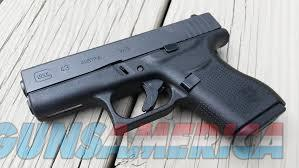 Glock 43 9mm New In Box  Guns > Pistols > Glock Pistols > 43