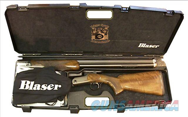 """NEW"" Blaser F-16 Custom 12,20,28,410 Gauge Briley Tube Set w/Negrini Case and Chokes  Guns > Shotguns > Blaser Shotguns"