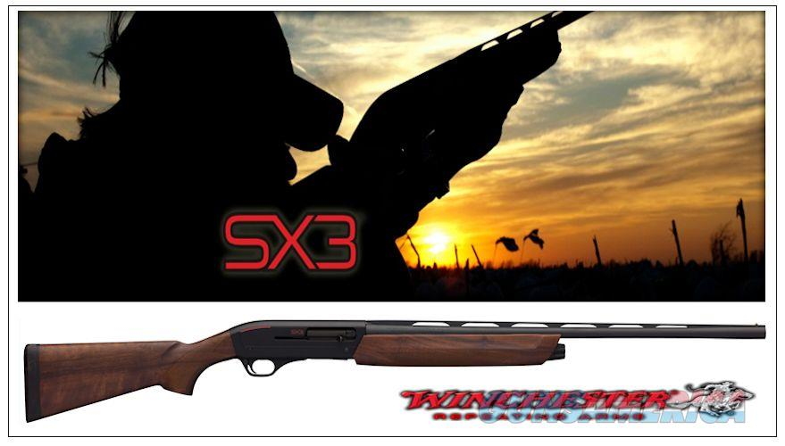 Winchester SX-3 20 Gauge 26 in Invector Like New Made Belgium  Guns > Shotguns > Winchester Shotguns - Modern > Autoloaders > Hunting
