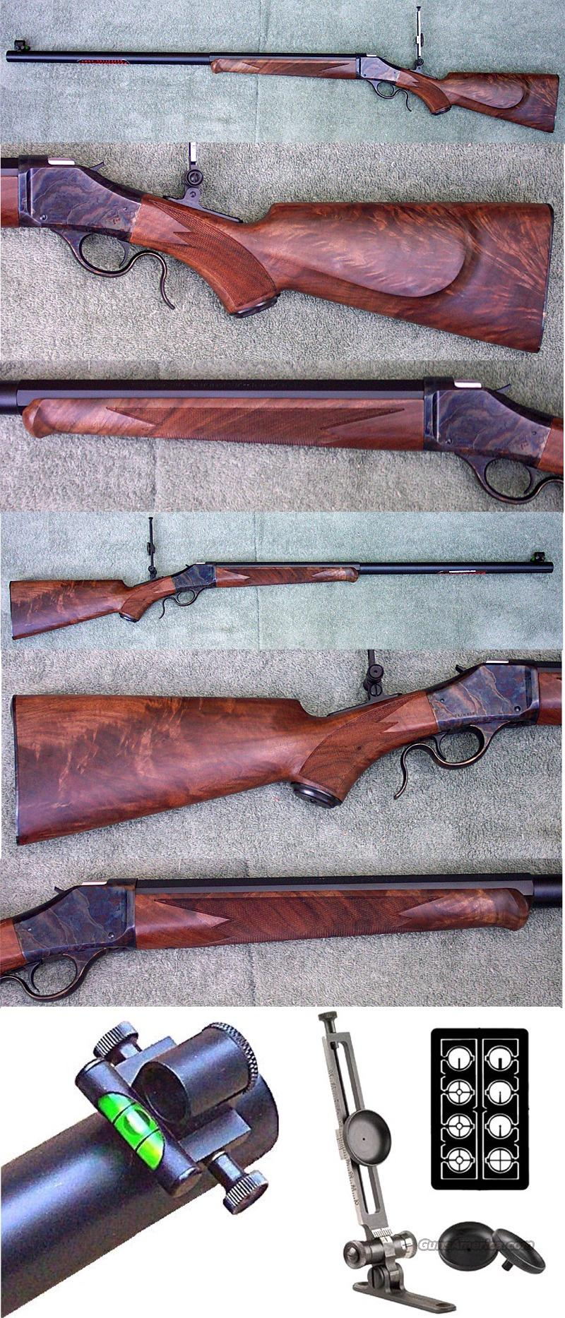 Winchester 1885 High Wall Ltd. Series 45-70 BPCR  Guns > Rifles > Winchester Rifles - Modern Bolt/Auto/Single > Single Shot