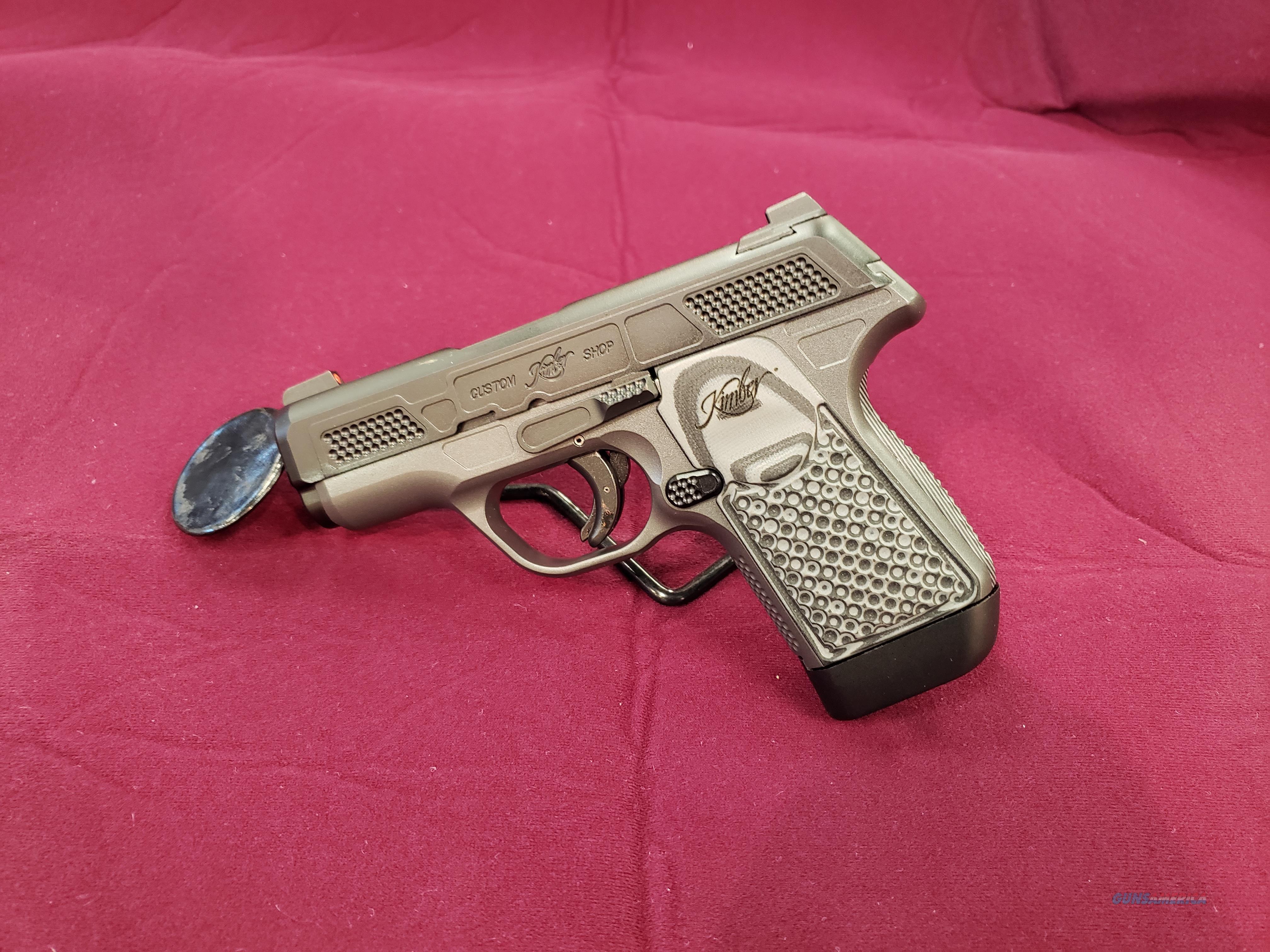 KIMBER EVO SP 9MM (CS)  Guns > Pistols > Kimber of America Pistols > Micro 9
