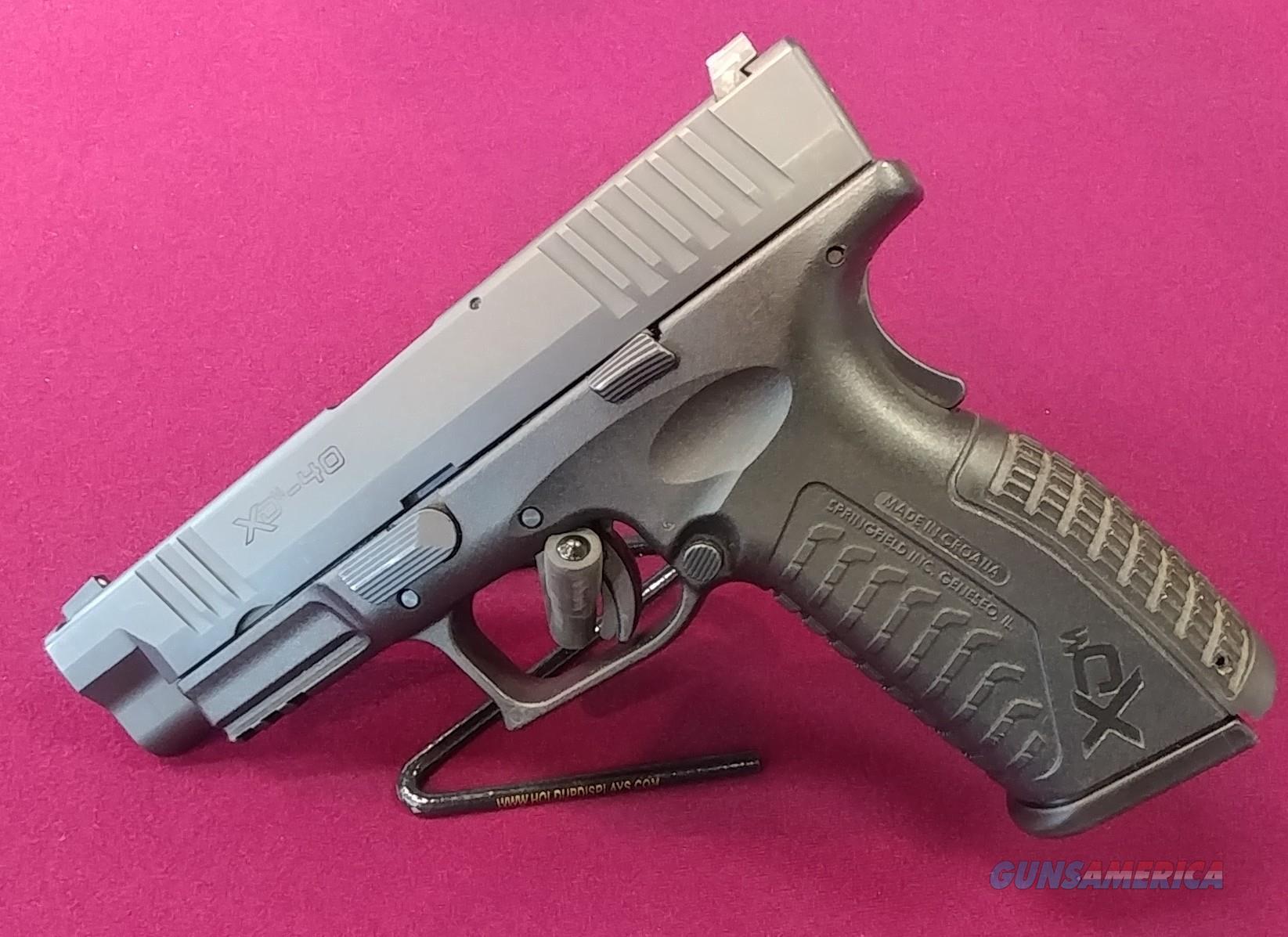 "Springfield XDM-40 4.5"" .40 S&W  Guns > Pistols > Springfield Armory Pistols > XD-M"