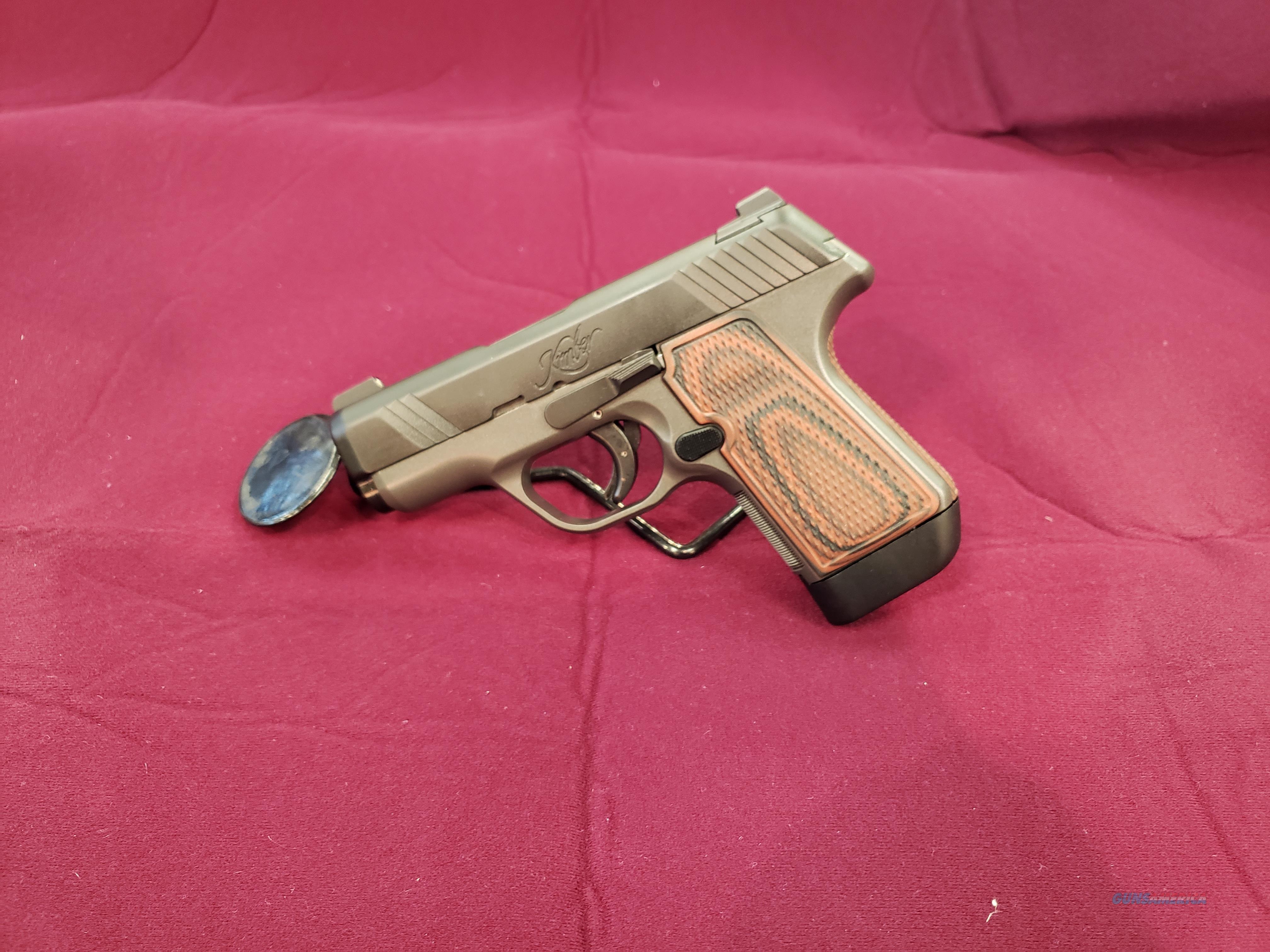 KIMBER EVO SP 9MM CDP  Guns > Pistols > Kimber of America Pistols > Micro 9