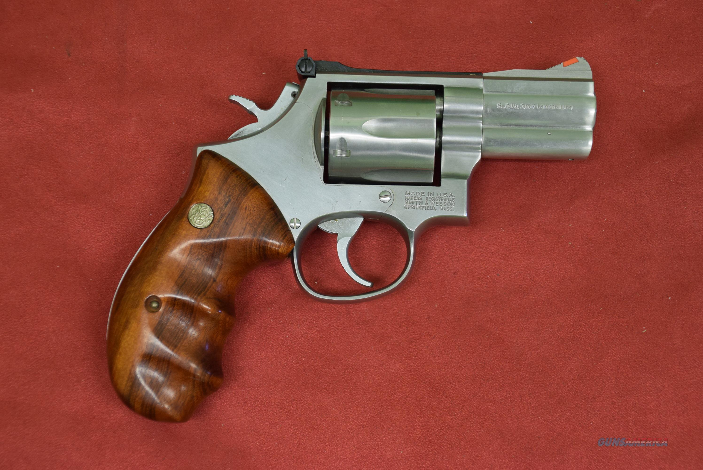 Smith & Wesson Model 686-3 .357 Magnum  Guns > Pistols > Smith & Wesson Revolvers > Med. Frame ( K/L )