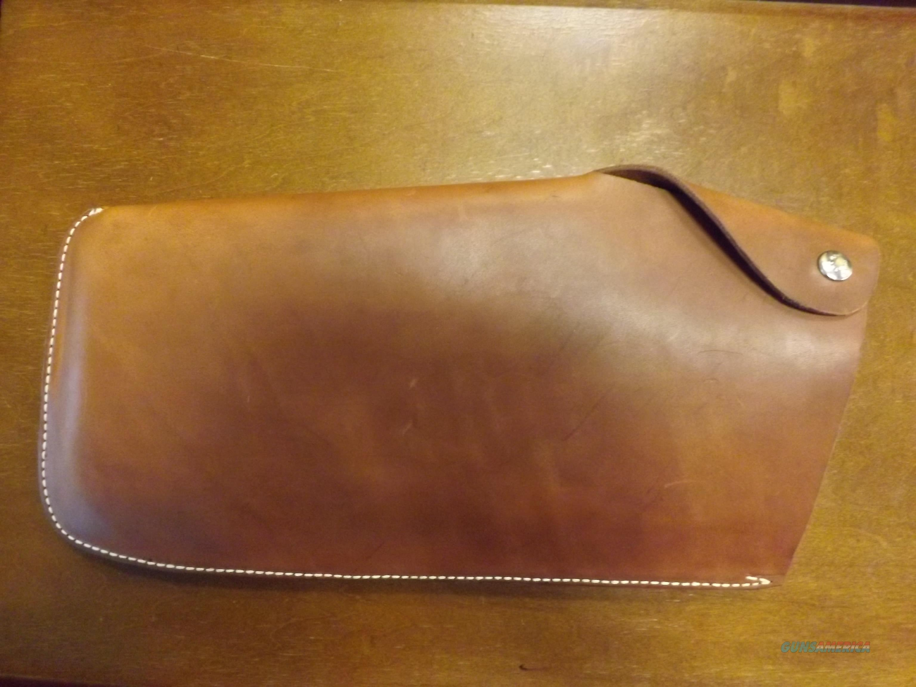 Hunter Leather Co. Rifle Scabbard Hood H400  Non-Guns > Holsters and Gunleather > Other