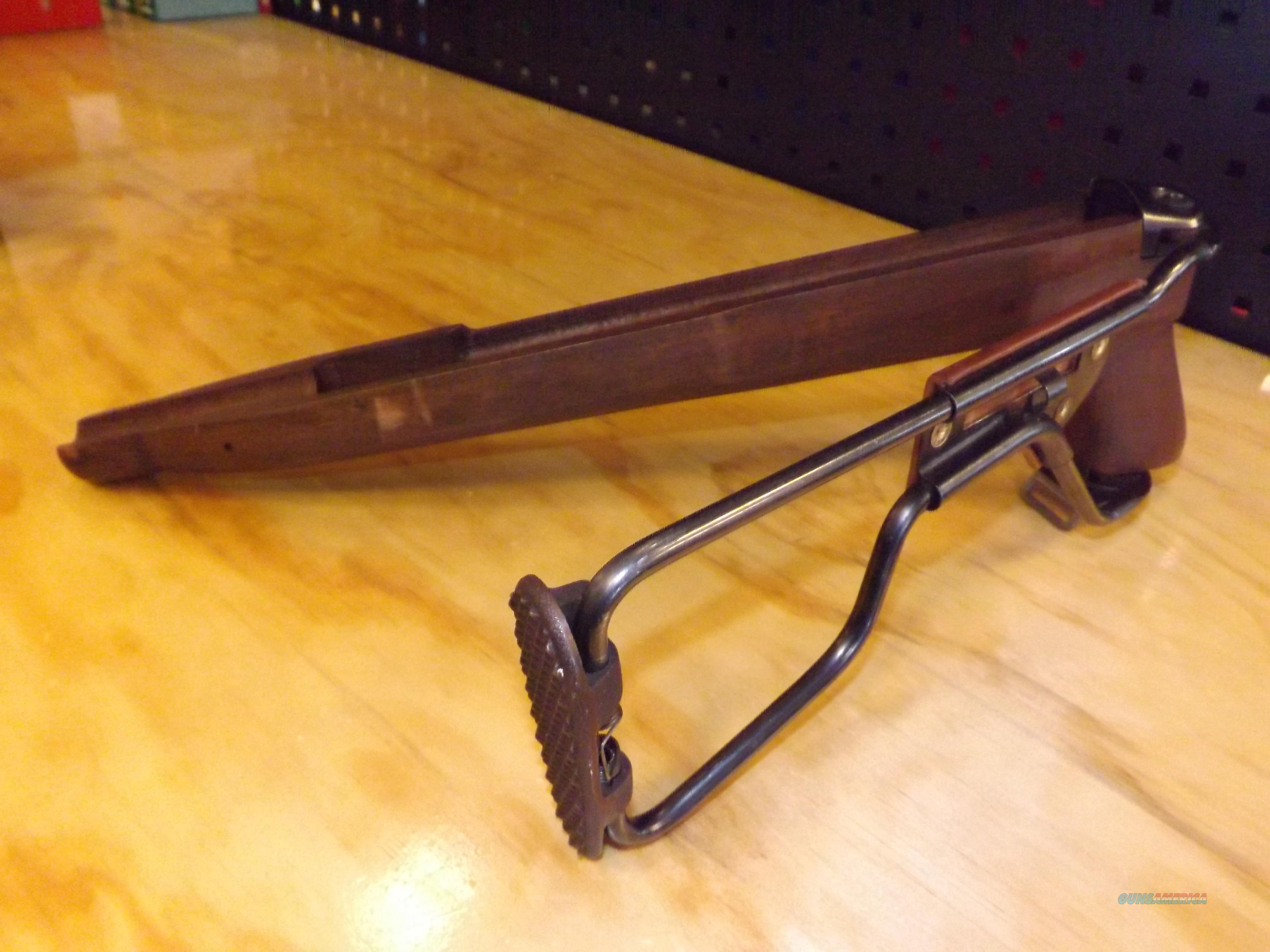 "Reproduction M1 Carbine ""Paratrooper"" Folding Stock  Non-Guns > Gunstocks, Grips & Wood"