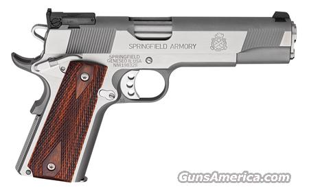 Springfield Armory 1911-A1 Target Loaded *MUST CALL*  Guns > Pistols > Springfield Armory Pistols > 1911 Type