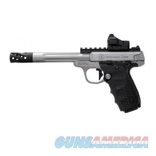 S&W Victory, Performance Center Target model, .22 LR  Guns > Pistols > Smith & Wesson Pistols - Autos > .22 Autos