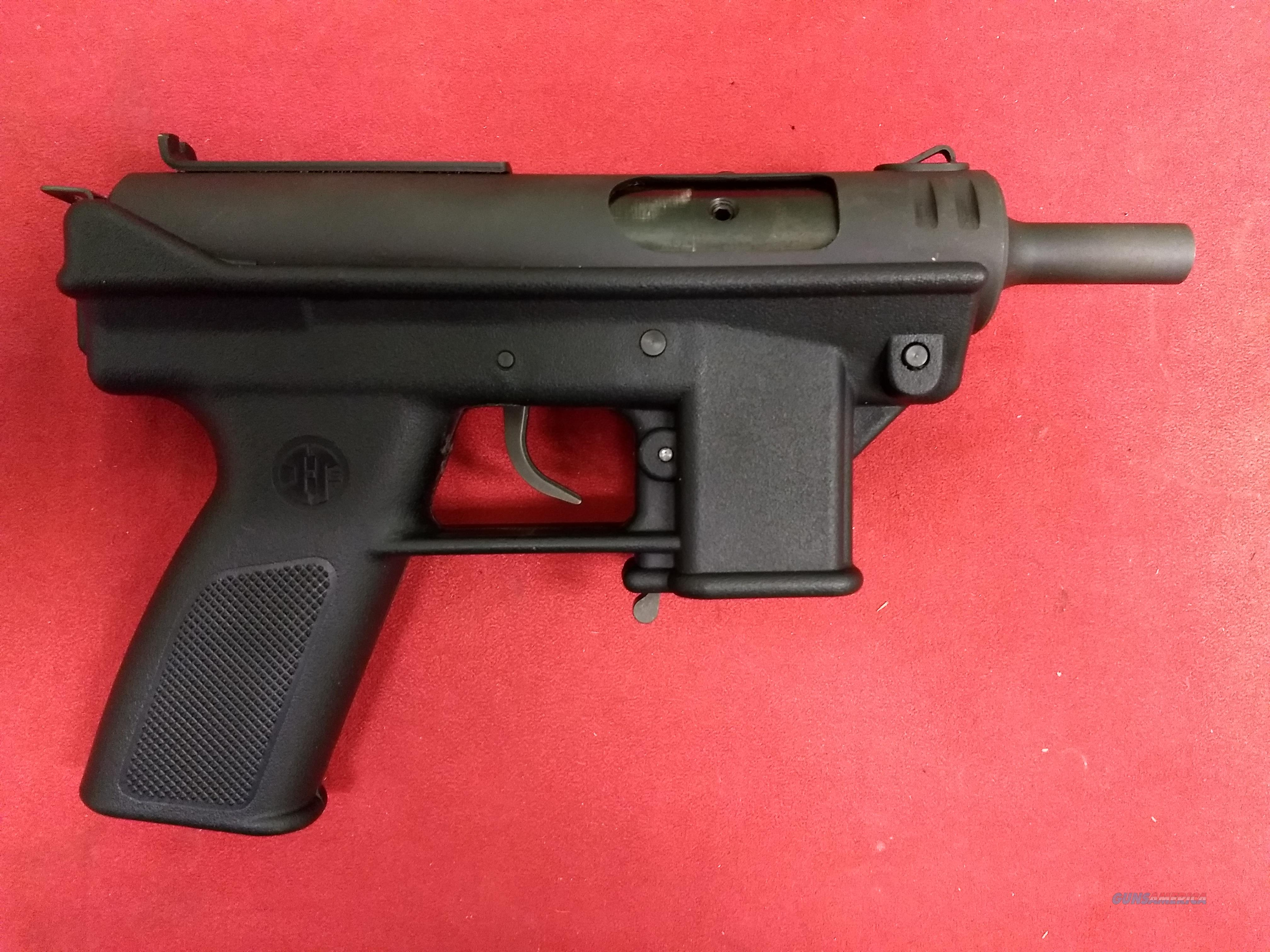 Intratec AB-10 Pistol, 9mm, TONS of Mags, Like New!  Guns > Pistols > Intratec Pistols