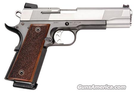 Smith & Wesson 1911 Pro Series .45 ACP  Guns > Pistols > Smith & Wesson Pistols - Autos > Steel Frame